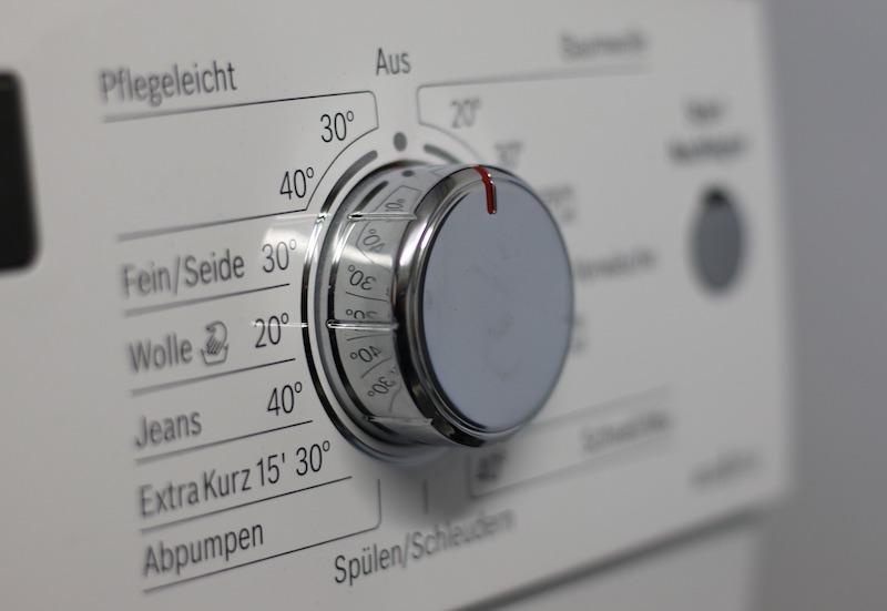 διακόπτης πλυντηρίου