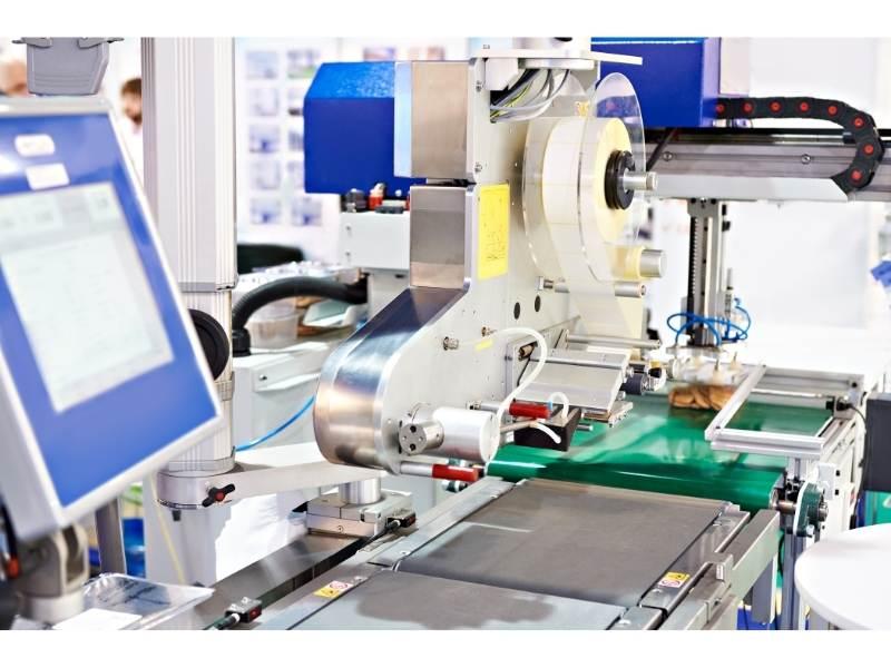 Βιομηχανική Ηλεκτρονική Ζυγαριά